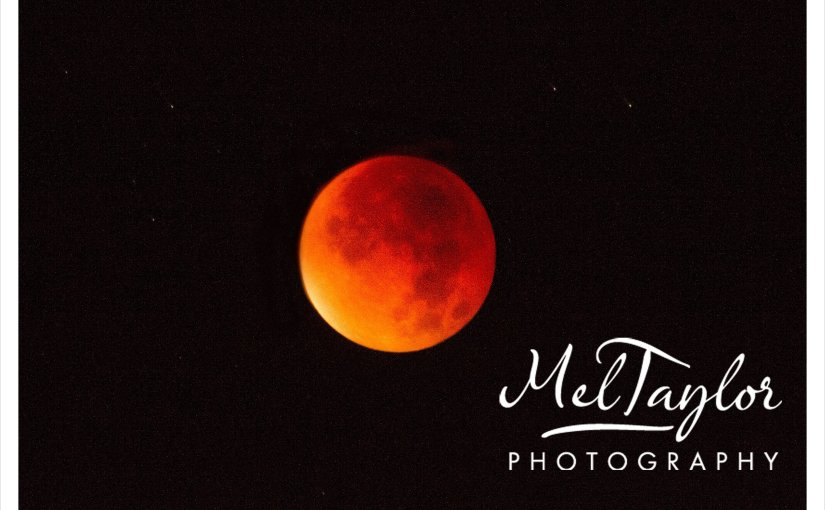 Blood Supermoon – 2015