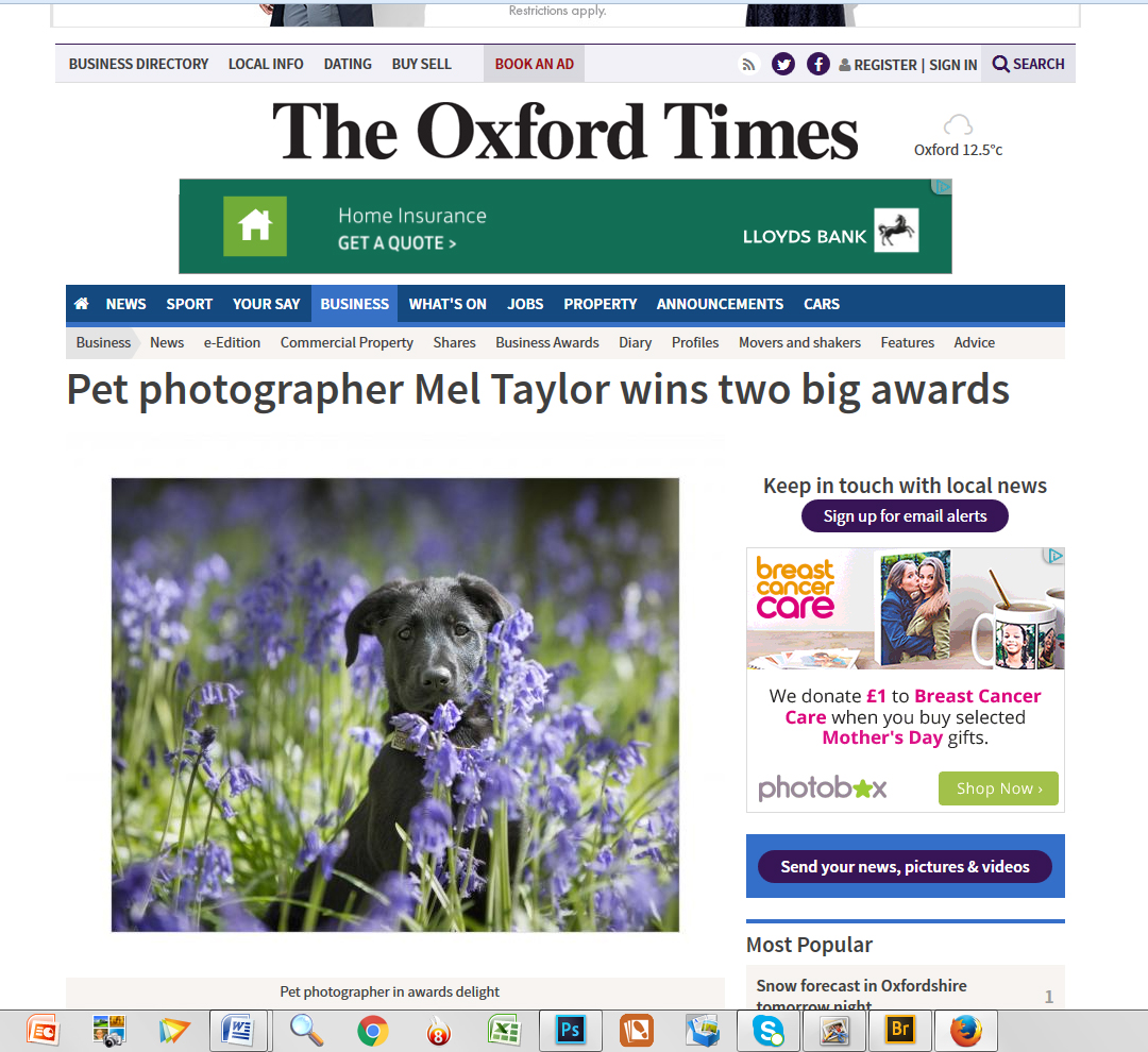 ~Oxfordshire times