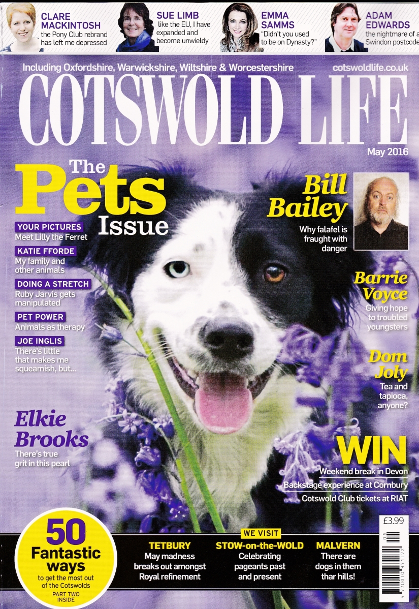 Front Cover – Cotswold Life Magazine