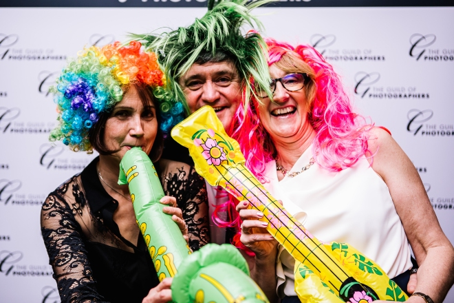 Guild Of Photographers Awards Night - Crewe Hall Event Photography -564